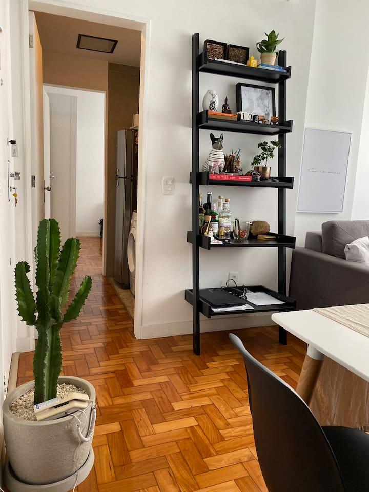 Excelente Apartamento em Copacabana Posto 4
