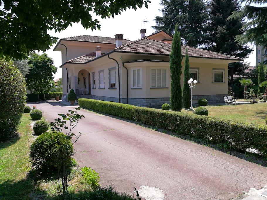 Ferienhaus Lago Maggiore Verbania Italy