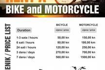 rent a bike or eletric motorcycle