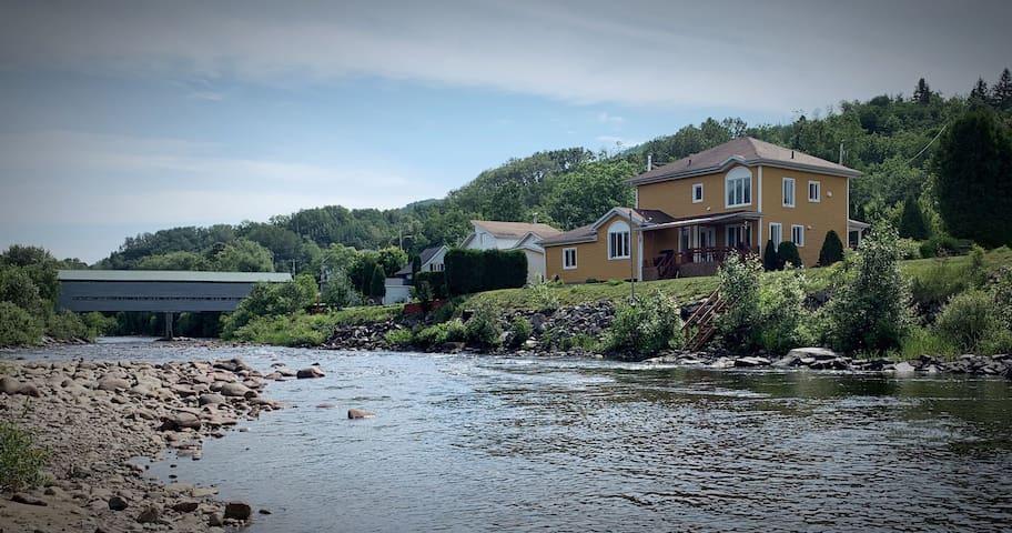 Maison du Faubourg - Haut de gamme/Bord de rivière