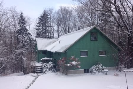 Mount Snow 2 BR apartment with private entrance - Wilmington