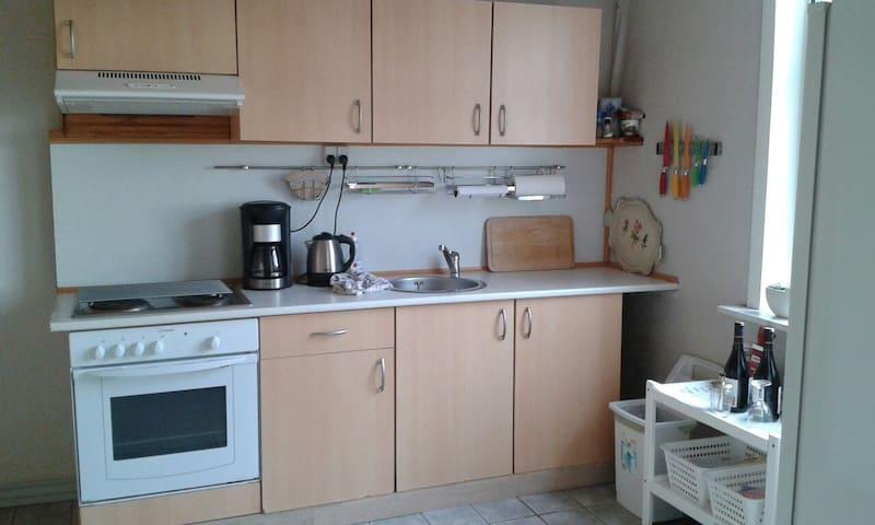 Dobbeltværelse og enkeltværelse - Rødekro - Huoneisto