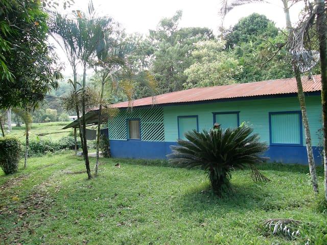 Casa Rincon Corocovado & Golfo Dulce Gateway - Puerto Jiménez - Hus