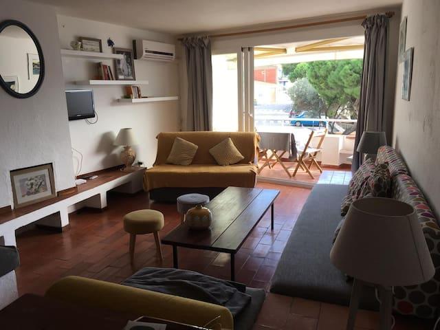 Appartement agréable typique de Cadaqués