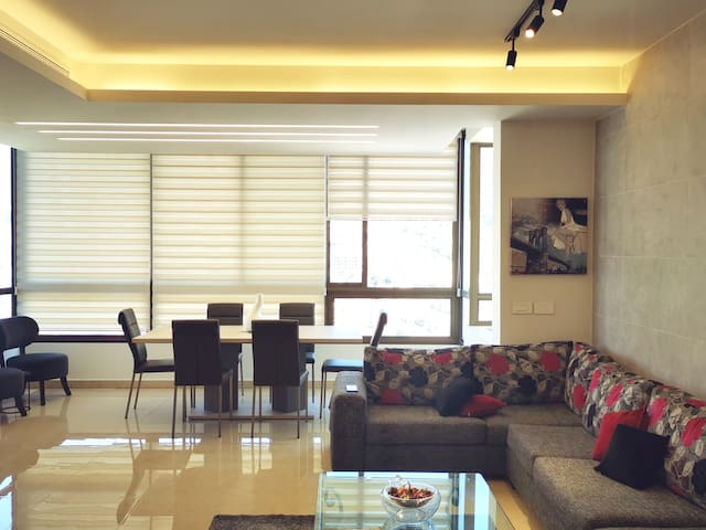 Brand new high end apartment in Fanar - Compound