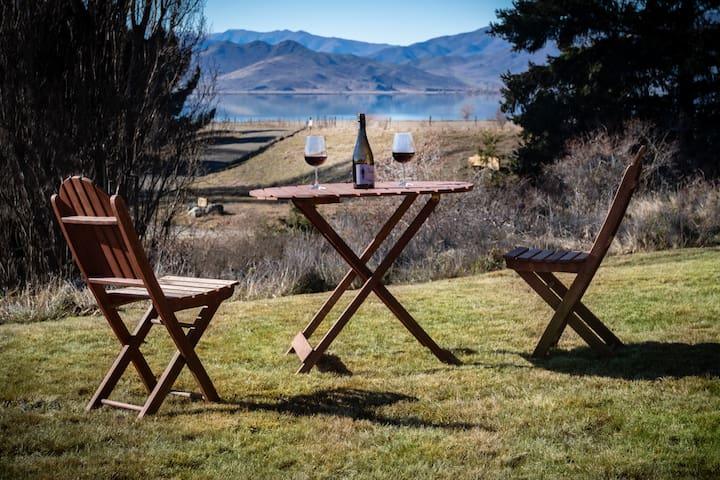 Enjoy a North Otago Pinot Noir