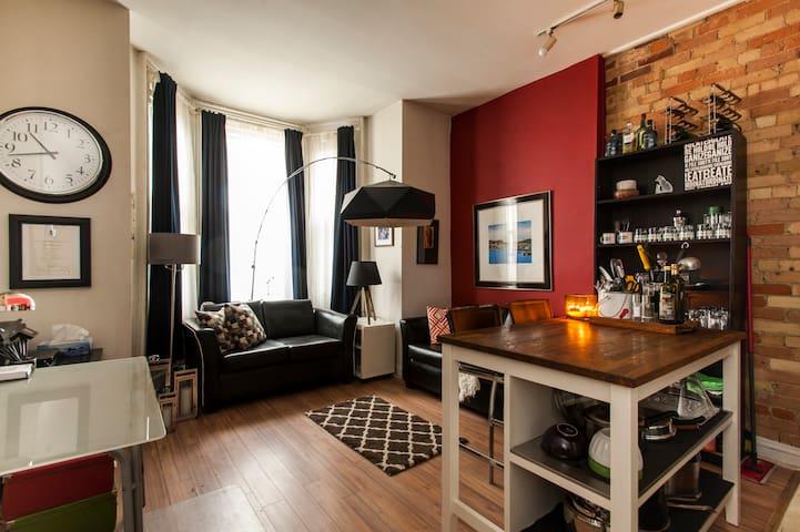 Comfortable, Excelente Ubicación y Buen Precio - Toronto - Departamento