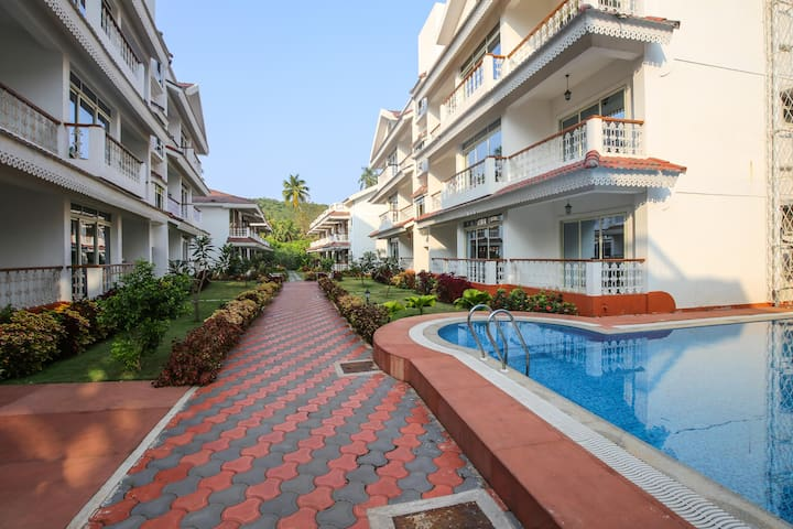 1 BHK Apartment at Siolim - Mapusa