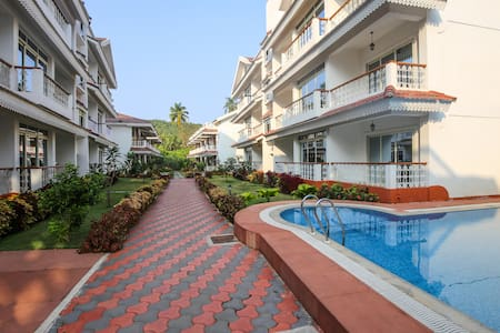 1 BHK Apartment at Siolim - Mapusa - Apartmen