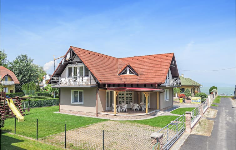 Holiday apartment with 1 bedroom on 35m² in Balatonlelle
