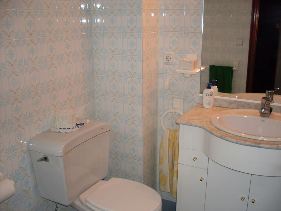 Banheiro do hospede