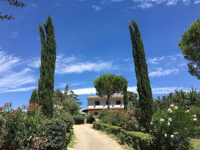 La mia vacanza in fattoria - Caiazzo - Rumah