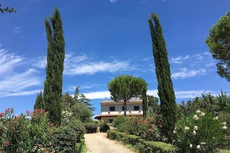 La mia vacanza in fattoria - Caiazzo - บ้าน