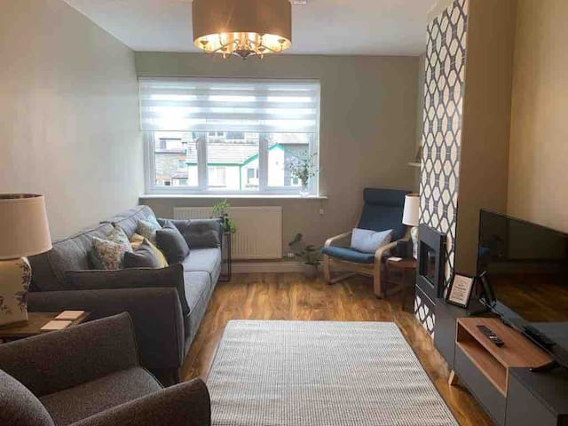 Modern town centre apartment in Keswick