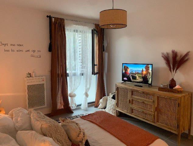 Logement Neuf Aix en Provence 4 personnes