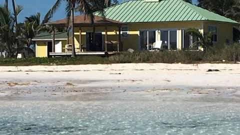 Under Repair--Ocean Front Home in Pelican Point GB
