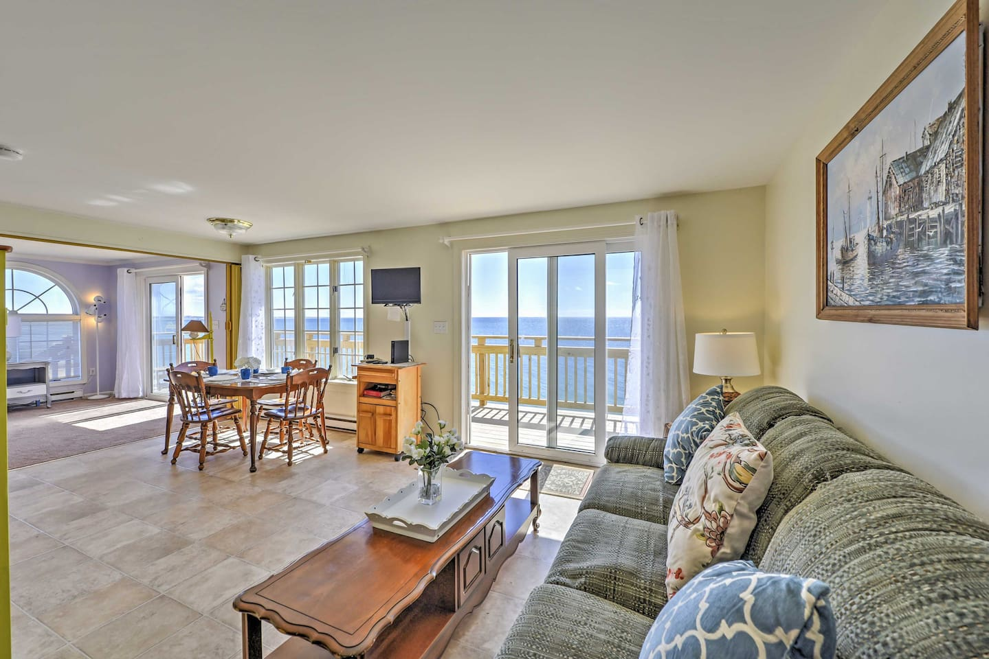 Enjoy everything about this vacation rental home in Truro!