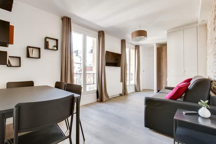 Appartement pour 4 personnes proche Tour Eiffel 22