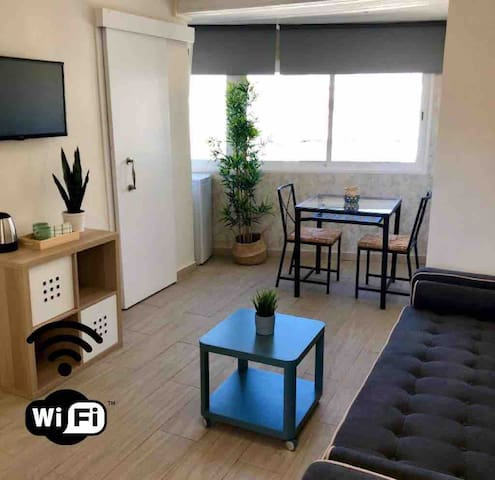 Moderno apartamento en centro turístico de Salou