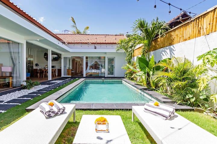 Villa La Fortuna - the perfect location
