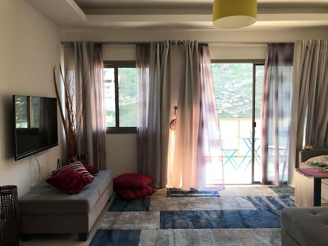A charming apartment in Hazmieh