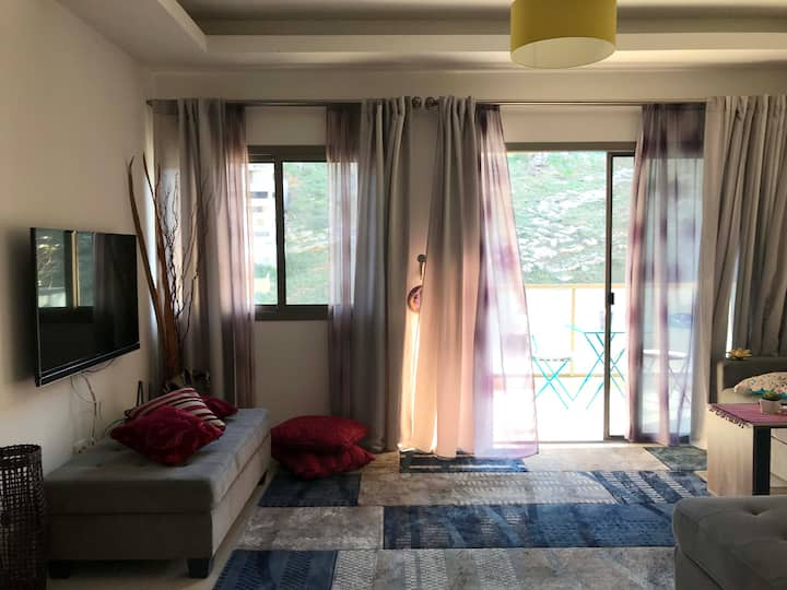 A charming apartment in Hazmieh