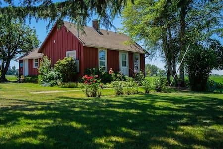 Our Cottage on Champoeg, St. Paul, Oregon