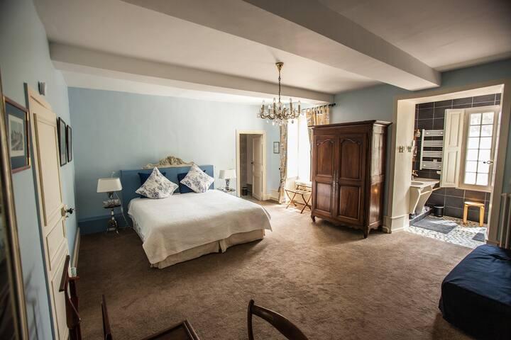 Chambre du Valet [3] ( Chateau de Jalnay )