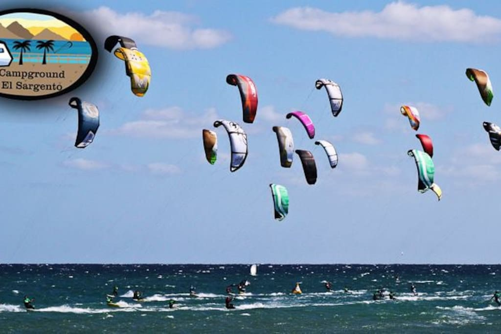 Do you like to kite? You are up to find the best place for it. Make a reservation request.