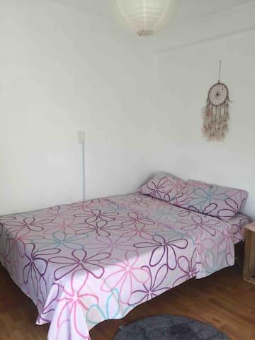 Cómoda habitación, Súper ubicada en Col. Del Valle