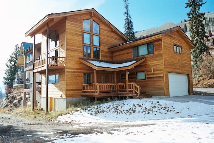 Purgatory Resort Slopeside Home-2 min walk to ski