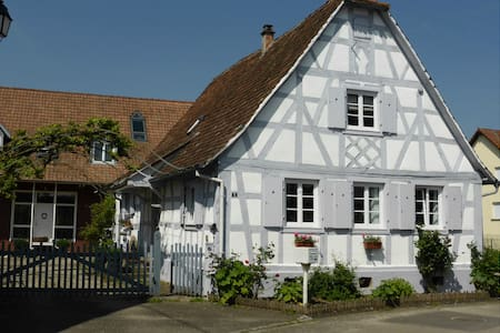 Cottage in Alsace - Huis