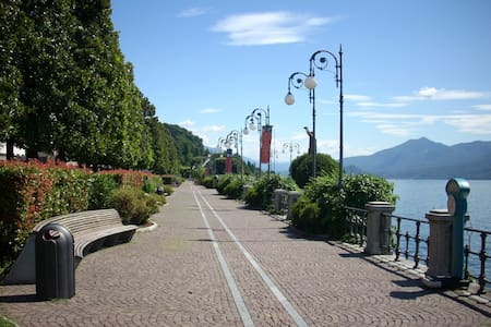 VACANZE al lago maggiore INTRA - Verbania