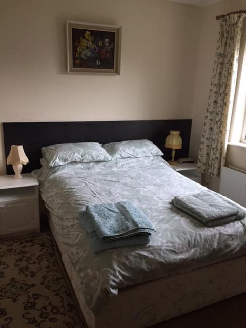 Double ensuite room in the heart of Oughterard