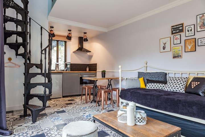 maison 4 pers entre disney et paris - Annet-sur-Marne - House