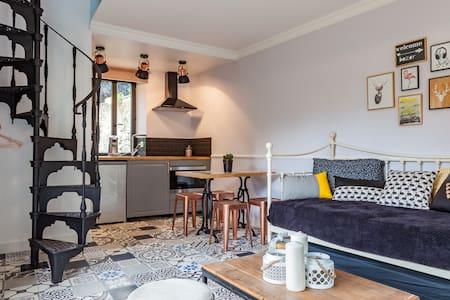 maison 4 pers entre disney et paris - Annet-sur-Marne - 獨棟