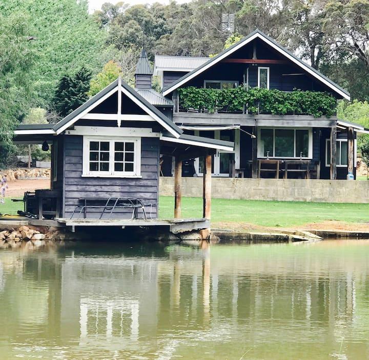 Country Cottage; Yallingup Keep Rural Retreat