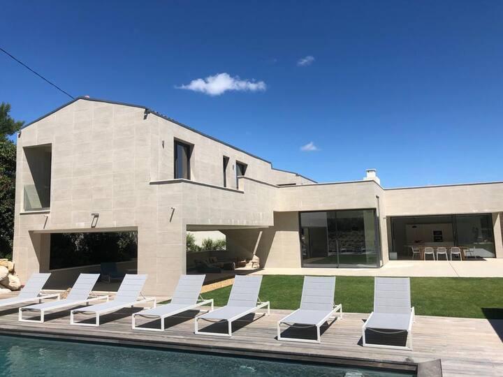 Trending Contemporary Villa
