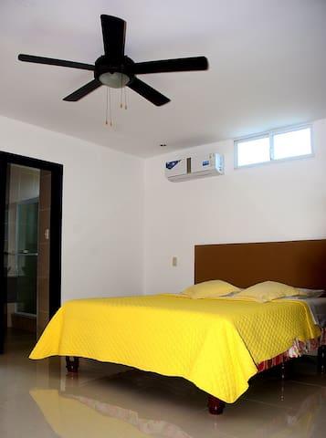 Dormitorio mastes
