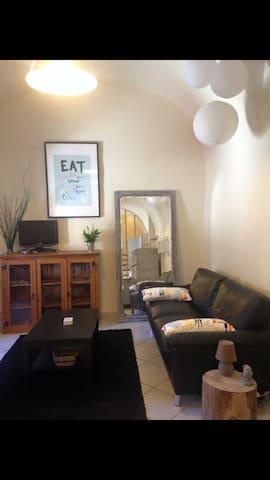 Charmant appartement centre de Joyeuse - Joyeuse - Apartamento