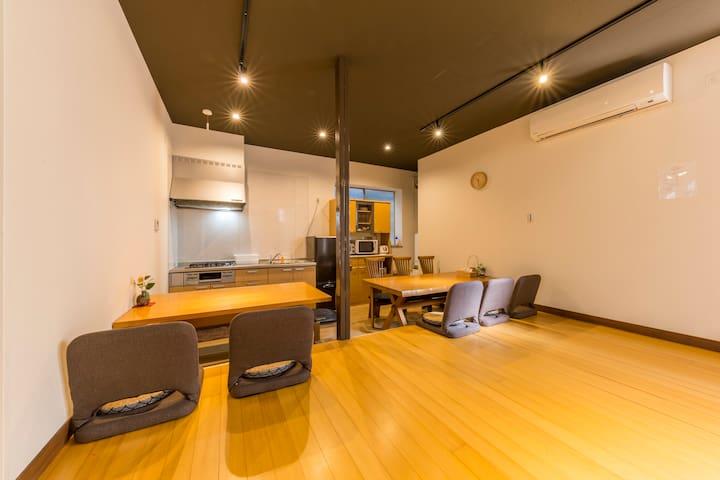 [wabisabi津島ハウス]/Remote Work/Wi-Fi/Staycation