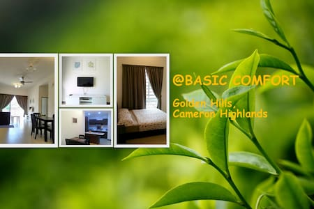 @BASIC COMFORT, Golden Hill - Brinchang - Apartment