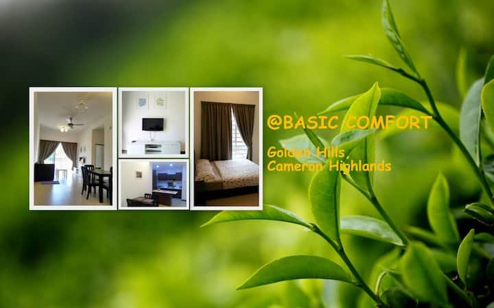 @BASIC COMFORT, Golden Hills