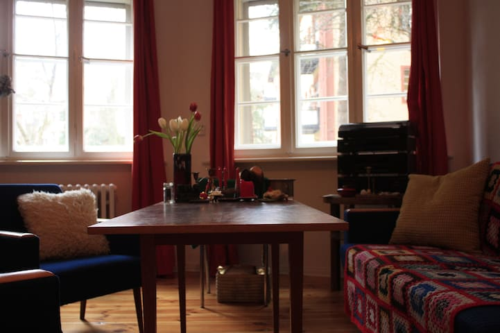 Cosy and charming apartment 60m² - Berlin