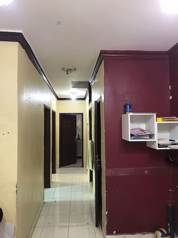 Furnished Apartment parking 2bed room two bathroom