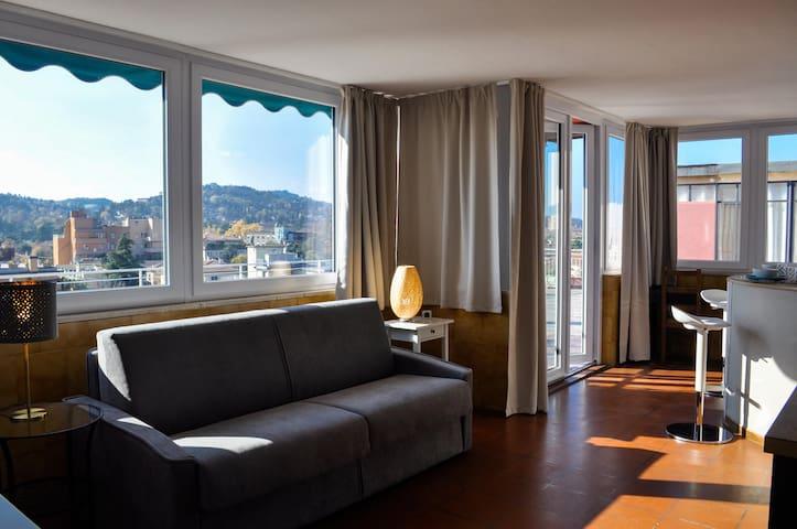 The View - Attico con vista a Bologna