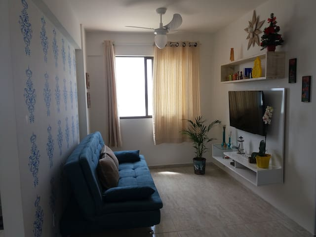 Apartamento Frente para o Mar 2