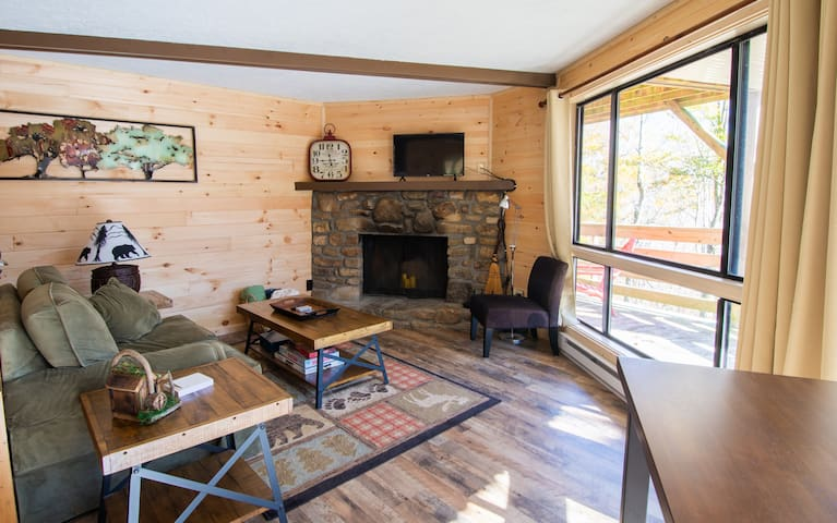 The Timbers Ski Cabin