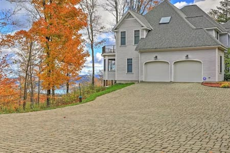 Rum HIll Manor 5BR Cooperstown House w/Views! - Cooperstown