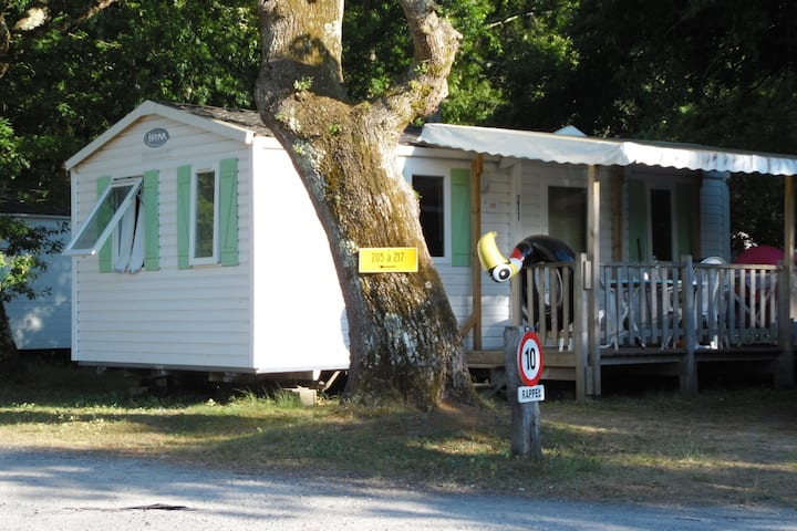 Mobil home 4/6 P camping 4****